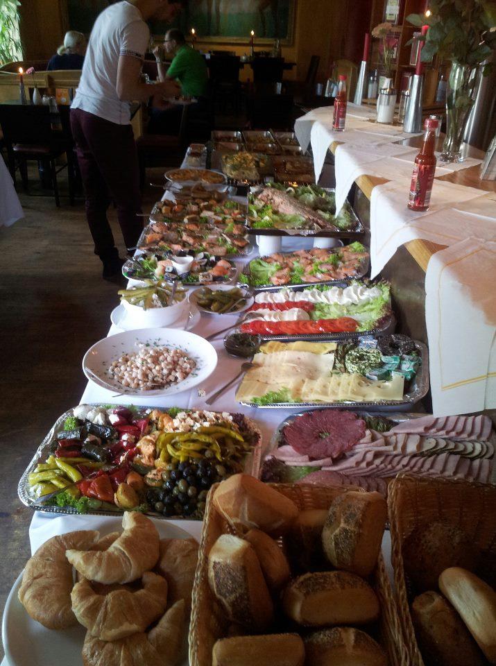 frühstück buffet kiel